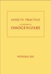 Aspecte practice omogenizare