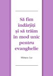 Sa fim indarjiti pentru evanghelie