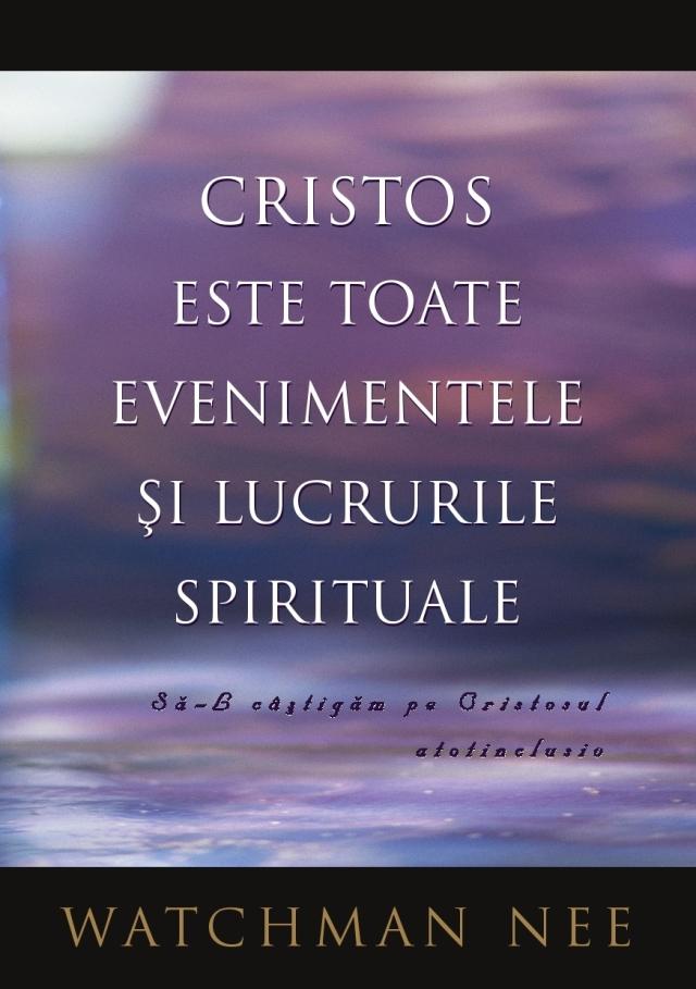 Cristos este toate