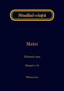 Matei vol1